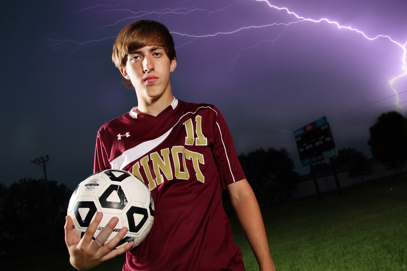 Joey Minot Senior Photo 2