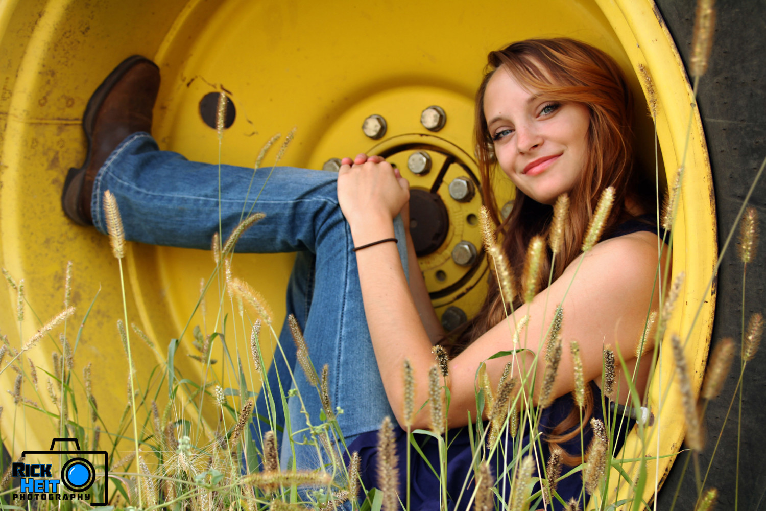 Cassidy Senior Picture Minot 9