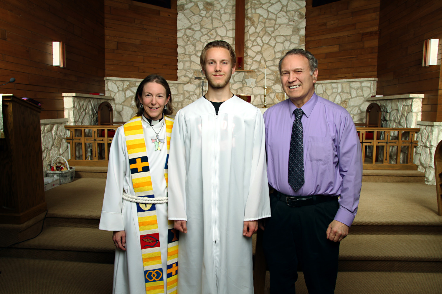 Minot Confirmation Pictures 8