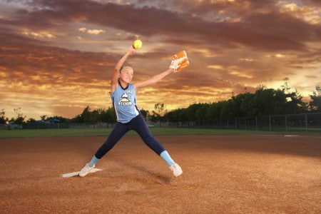 Minot Softball Picture